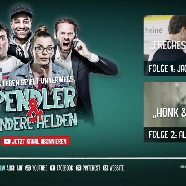 Pendler und andere Helden・Schwarzfahrer・ regie ・Peter Thorwarth